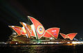 Vivid Sydney - Opera House sails (9002375891).jpg