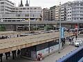 Vltavska provoz MHD povodne 2013 09.jpg