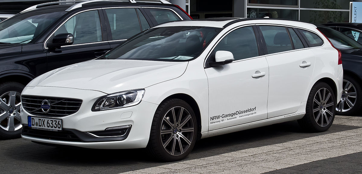 Volvo V60 Cross Country >> Volvo V60 - Wikipedia