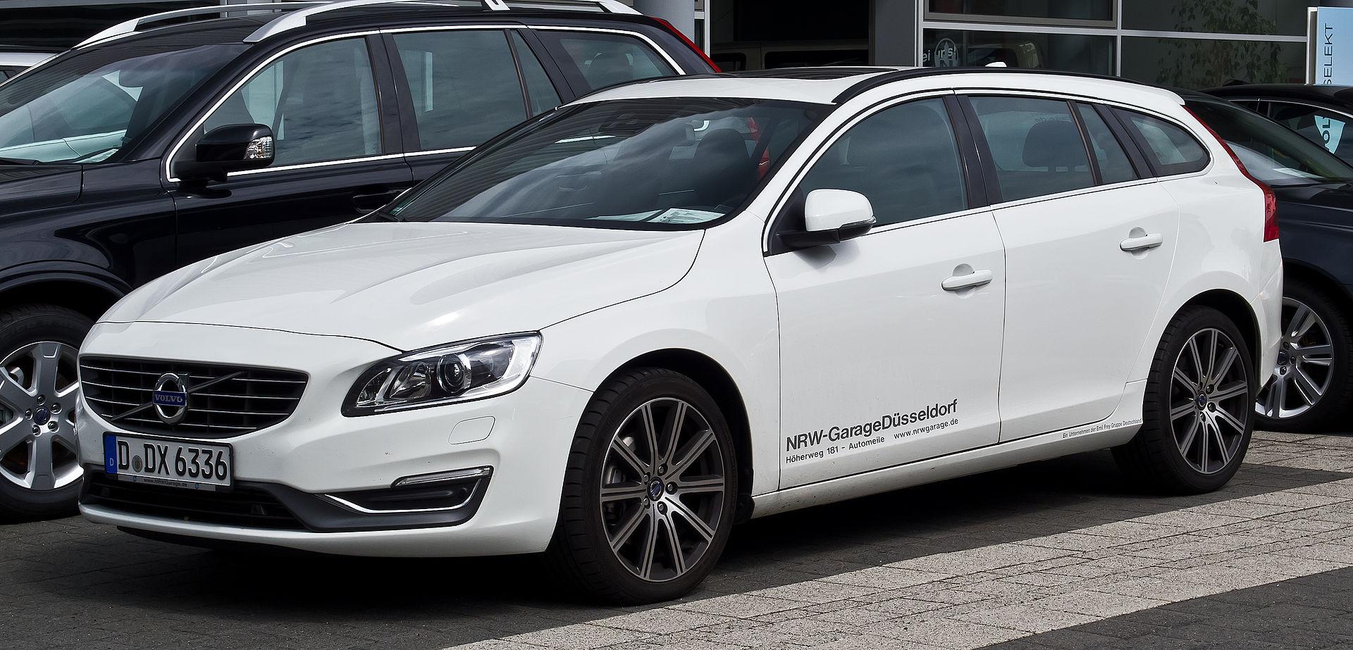 Volvo V60 - Wikipedia