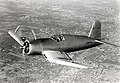 Vought XF4U-1 Corsair prototype in flight in 1940.jpeg