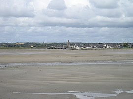 View of Portbail