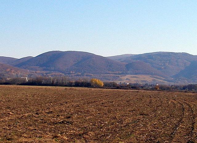 Slánske vrchy