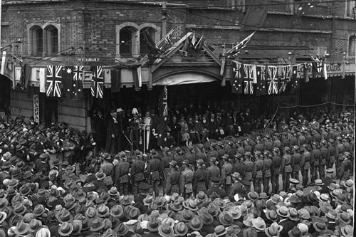 WA centenary celebrations (12 August 1929)