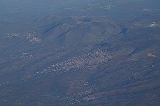 Attack on Orahovac - View of Orahovac