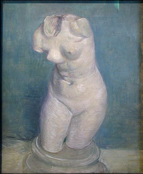 File:WLANL - artanonymous - Plaster Statuette of a Female Torso (1).jpg