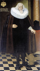 Portrait of Heinrich Köhler (1576-1641), Mayor of Lübeck