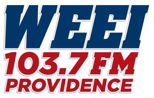 WVEI-FM - Recent logo of the radio station