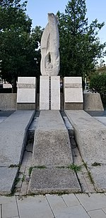 WW2 Military Monument. Rakovski 1.jpg