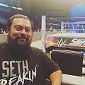 WWE Smackdown ringside (32088231125).jpg