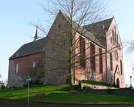 St. John's Church in Waddewarden from the north-west