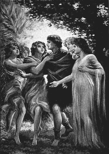 File:Wagner - Parsifal, act II - Shunned their circle of entwining arms - The Victrola book of the opera.jpg