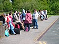 Waiting for the Ferry - geograph.org.uk - 185169.jpg