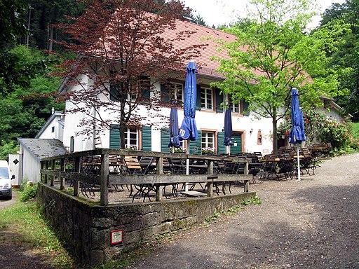 Waldgaststätte St. Valentin in Freiburg 3