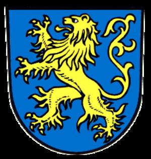 Waldstetten - Image: Waldstetten wuerttemberg wappen