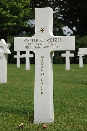 Walter C. Wetzel -