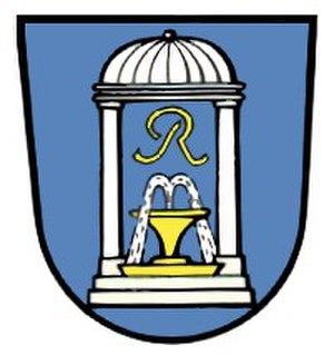 Bad Steben - Image: Wappen Bad Steben