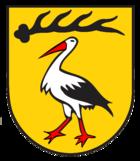 Das Wappen von Großbottwar