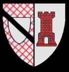 Das Wappen von Neuerburg