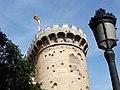 War-Damaged Facade - Murcia - Spain (14239705219).jpg