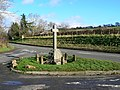 War memorial, Ogbourne St Andrew, near Marlborough - geograph.org.uk - 335879.jpg