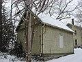 Washington Street 508, Showers-Teter-Barrett House outbuilding, N. Washington HD.jpg