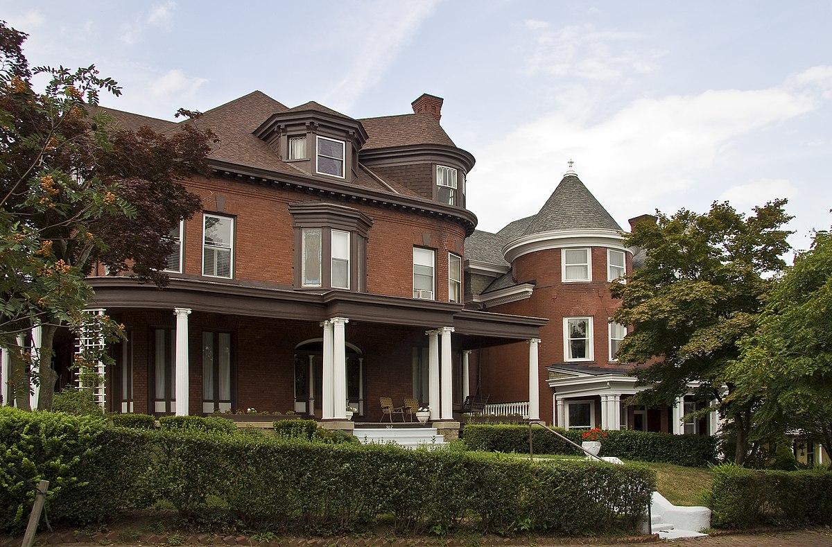 Washington Street Historic District Cumberland Maryland