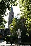 waspik - carmelietenstraat 58 - voormalig carmelietenklooster - klokkentoren