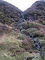 Waterfall, Goyt's Clough - geograph.org.uk - 98637.jpg