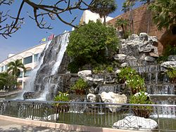 Waterfall The Mall Korat.jpg