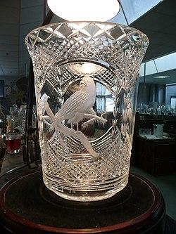 Waterford Crystal engraved glass.JPG