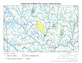 Watershed of Beatty Run (Sugar Creek tributary).jpg
