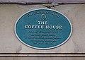 Wavertree Society plaque, The Coffee House, Wavertree.jpg