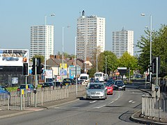 Wednesfield Road and Heath Town tower blocks, Wolverhampton - geograph.org.uk - 2643128 bdf08baf.jpg