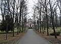 Wegachse zur Fürstengruft im Historischen Friedhof Weimar.jpg