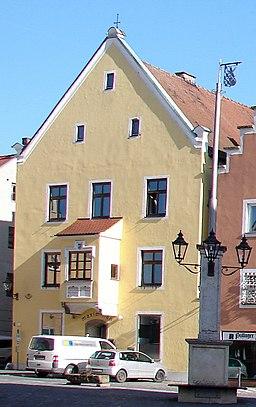 Weinbergerstraße in Abensberg