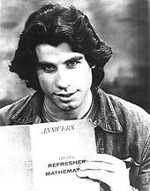 John Travolta ne I ragazzi del sabato sera (1976)