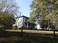 Welfley–Shuler House near Shenandoah, facade view.jpg