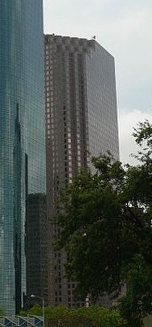 Enterprise Plaza - Image: Wells Fargo Plaza cropped