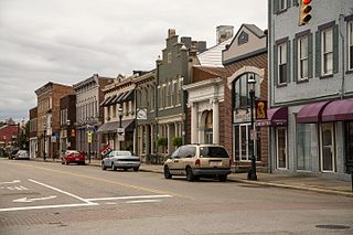 West Harrison, Indiana Town in Indiana, United States