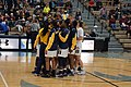 West Texas A&M vs. Texas A&M–Commerce women's basketball 2017 04.jpg