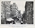 Westminster Street north from Dorrance Street from Views of Providence (1900).jpg