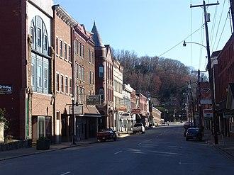Weston, West Virginia - Main Avenue
