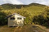 Wharfedale Hut, Mt Oxford area, Canterbury, New Zealand.jpg