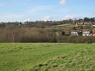Whitings Hill Open Space - Image: Whitings Hill view 2