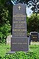 Wiener Zentralfriedhof - Gruppe 46 E - Alois Hans Schram.jpg
