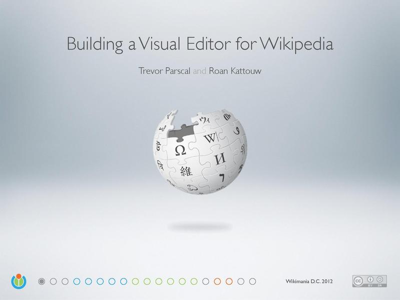 File:Wikimania 2012 - Building a Visual Editor for Wikipedia.pdf