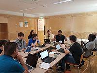 Wikimedia Hackathon 2017 Fixing LDAP MG 11.jpg
