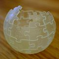 Wikipedia Globe translucent 3D printed woodgrain background.jpg
