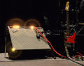 Wilko Johnson's Fender Telecaster and Fender Twin Reverb - Wilko, Norman & Dylan 2014-01-18 06.13.22 (by Don Wright).jpg